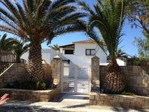 Greek Villa Stock Photos