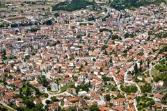 Greek village Royalty Free Stock Photos