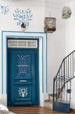 Greek village Royalty Free Stock Images