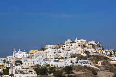 Greek village Royalty Free Stock Image