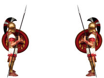 Greek Warrior Stock Photos
