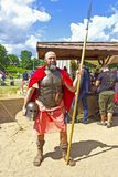 Greek warrior Stock Images