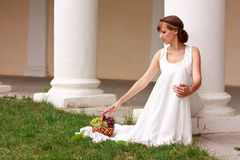 Greek woman bride Stock Photography