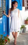 Greek woman Stock Photos
