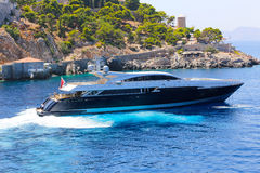 Free Greek Yacht Stock Image - 45836821