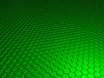 Green 3d background Royalty Free Stock Photography