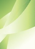 Green. Illustration of green abstract background Royalty Free Stock Photo