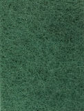 Green Abrasive Pad Royalty Free Stock Photos