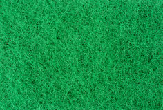 Green abrasive sponge texture Royalty Free Stock Photography
