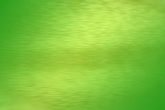 Green Abstract #1. Abstract background of blurred ripple effect in shades of green Stock Photography