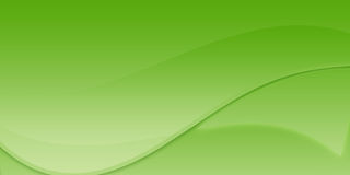 Green abstract. Picture with simple shapes Royalty Free Stock Photos