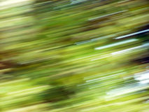 Green abstract. Abstract background or strong green camera movement Royalty Free Stock Image