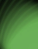 Green abstract Stock Image