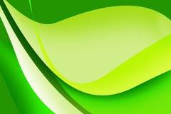 Green abstract stock illustration