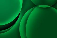 Green abstract. stock illustration