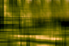 Green abstract Background. Green and yellow abstract background with cross striped Royalty Free Stock Photography