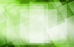 Green abstract background. Abstract background beauty green cold computer Royalty Free Stock Photography