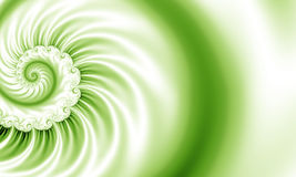 Green abstract background. Stock Photo
