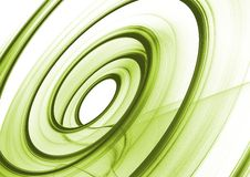 Green Abstract background Stock Photo