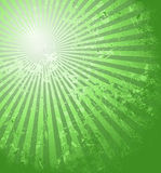 Green abstract background Stock Photography