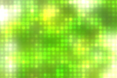 Green Abstract Background. With a pattern from squares Stock Images