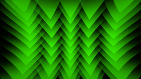 Green abstract background on the black strip Royalty Free Stock Image