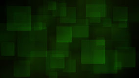 Green abstract background of blurry squares. Abstract background of blurry squares in green colors vector illustration