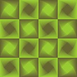 Green abstract background, checker patterns with blending square texture. Vector EPS 10 Royalty Free Stock Image
