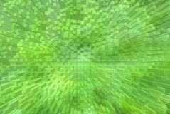 Green abstract background. Abstract 3d background of square box vector illustration