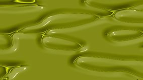 Green abstract background 3d texture stock video footage