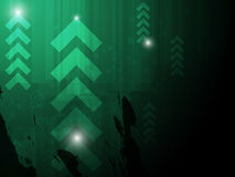 Green abstract background. EPS 10 Vector Vector Illustration