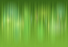 Green abstract background with glow. Stripped Royalty Free Stock Image