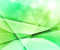 Green Abstract Background Image Stock Image