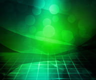 Green Abstract Background Image. Dark Green Abstract Background Image Royalty Free Stock Images