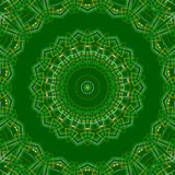 Green abstract background, light. Green abstract background, kaleidoscope light Royalty Free Stock Images