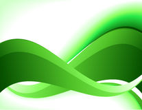 Green abstract background line vector Stock Photo