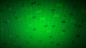 Green abstract background. Abstract background of lines and rectangles in green colors Stock Images