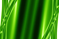 Green abstract background. With some folds and highlights Royalty Free Stock Photo