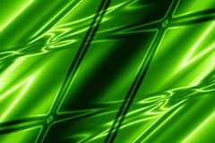 Green abstract background. With some folds and highlights royalty free illustration