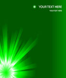 Green abstract background vector Stock Photo