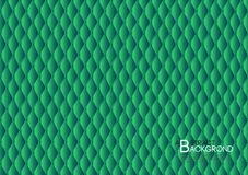 Green abstract background vector illustration, cover template layout, business flyer, Leather texture luxury. Can be used in annual report cover design, book Stock Images