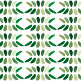 Green abstract background venchurny  Royalty Free Stock Image