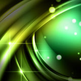 Green Abstract Backgrounds Stock Image