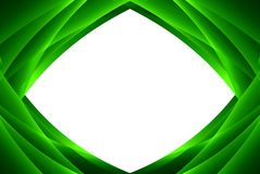 Green abstract backgrounds. Design vectors Stock Image