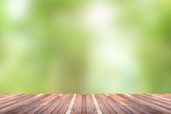 Green abstract blur nature background