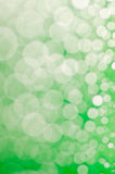 Green abstract defocused background Royalty Free Stock Image