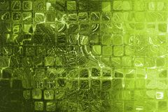 Green Abstract Design Stock Images