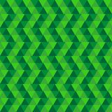 Green abstract geometrical background. Background triangles. Abstract background. Vector illustration royalty free illustration