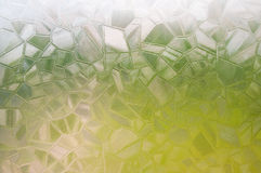 Green abstract geometrik  background Stock Photos