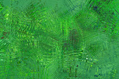 Green abstract glassy background Royalty Free Stock Images
